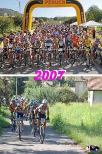 Troi Trek 2007: più di 600 gli atleti al via