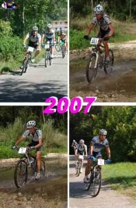 Troi Trek 2007: R. Visinelli, M. Dionisi e A. Fontana
