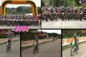 Troi Trek 2008: 1ª Marica Covre, 2ª Isabella Milani, 3ª Romina Ciprian