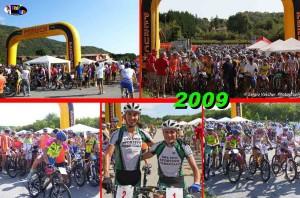 Troi Trek 2009: Partenza