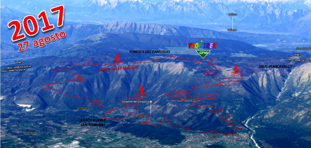 mappa_vista_aerea_3d_gf_troi_trek_2017_polcenigo